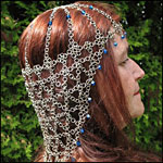 Chainmail Jewelry Headwear