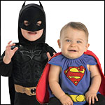 Newborns to Toddler Halloween Costumes