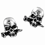 Alchemist Stud Earrings Pewter Alchemy E147