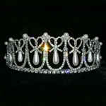 Princess Diana Cambridge Love Knot Tiara 172-13876