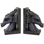 Dragon Bookend Set