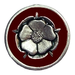 Tudor Rose Pin 116.0670