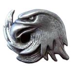 Eagle Head Pin 116.0320