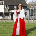 Fair Maiden's Dress C1094