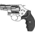 "Bruni .38 2"" Barrel Blank Firing Revolver Nickel 9mm 24-38240"