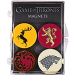 Game of Thrones Magnet 4 Pack