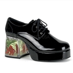 Men's Pimp Goldfish Platform Shoes