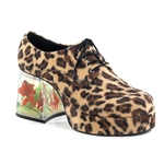 Men's Jungle Pimp Goldfish Platform Shoes
