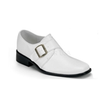Men's Classic White Loafer