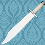 Texas Bowie Knife with Bone Handle 400266