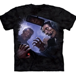 Zombie Crash Adult T-Shirt