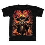 Grim Rider Adult 2X-Large T-Shirt