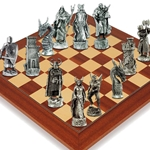 Arthurian 32-Piece Chess Set 44-MECE016