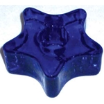 Blue Star Chime Candle Holder 45-CH117B