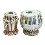 Tabla Set, Professional Heavy, by Sajid  47-TBSPH-S