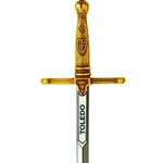 Toledo Medieval Letter Opener by Marto
