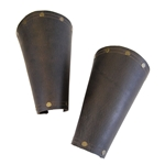Basic Leather Arm Bracers 61-1124
