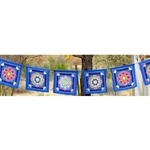 Lotus Mandala Flags