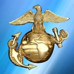 Marine Commemorative Wall Plaque 801718
