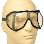 German Military Dust and Sun Goggles - Original