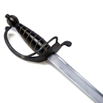 Anix Sword with Forged Iron Guard & Crown