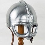 Viking Spectacle Helmet Large Size 1.5mm Thick Carbon Steel,Viking Spectacle Helmet Large Size 16 gauge Thick Carbon Steel