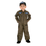 Air Force Pilot Child Costume 100-156251