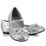 Sparkle Ballerina (Silver) Child Shoes 100-185849