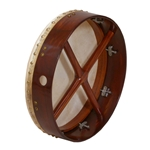 Tunable Sheesham Bodhrán Cross-Bar 14 Inch X 3.5 Inch