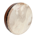 Bodhran 16in x 3.5in - Tunable - Rosewood - T-Bar