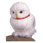 Hedwig The Owl with Feathers CU8653