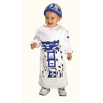 R2D2 Costume From Star Wars CU885310