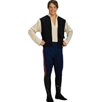 Star Wars Deluxe Han Solo Adult Costume
