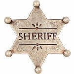 Sheriff Badge OH3018