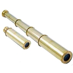 Civil War Officers Telescope - Brass