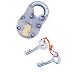 Paymasters Lock Small ONC69