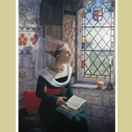 Reverie Limited Edition Medieval Art Print REV-50