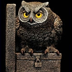 Owl Bookend Right Windstone Editions