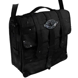 Empire Intrepid Valise Black Shoulder Bag