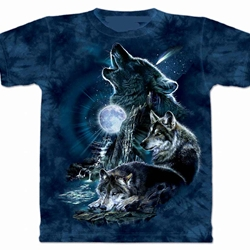 Bark At The Moon Adult 3X-Large T-Shirt 43-1022751