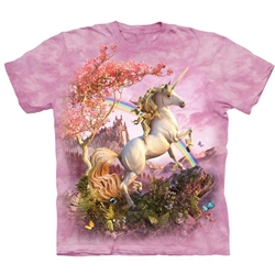 Awesome Unicorn Adult Plus Size T-Shirt 43-1034690