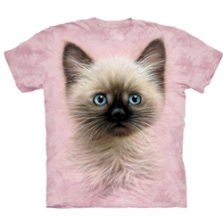 Black and Tan Kitten Adult T-Shirt 43-1534640