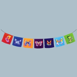 Butterfly Flags