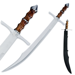 Arabian Scimitar Sword with Sheath