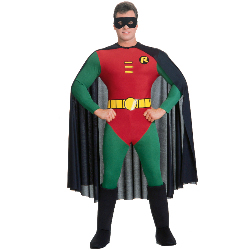 Batman DC Comics Robin  Adult Costume 100-114401