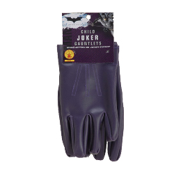 Batman Dark Knight The Joker Gloves Child 100-149836