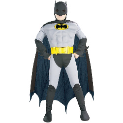 Batman with Muscle Chest Toddler / Child Costume 100-101647