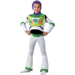 Buzz Lightyear Deluxe Toddler / Child Costume 100-100176