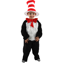 Cat in the Hat Toddler Costume