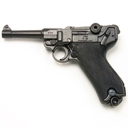 German WWII P08 Luger Non-Firing Classic Replica